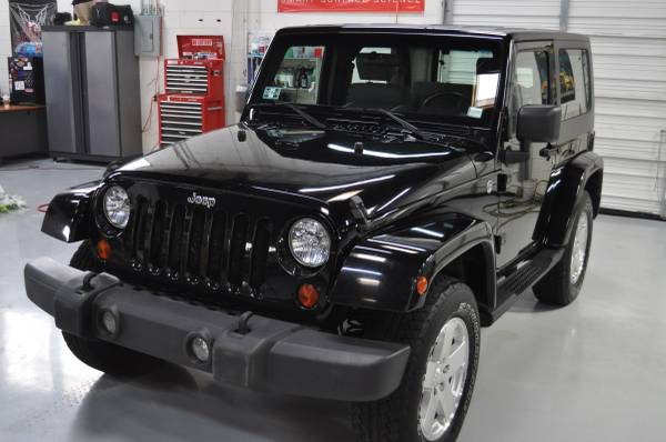 2009 jeep wrangler sahara for sale in st louis mo. Black Bedroom Furniture Sets. Home Design Ideas