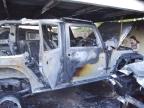 2009 Jeep Wrangler Fire