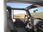 First Trip to Four Peaks Trail - Inside View