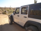 Side View - Stock Jeep