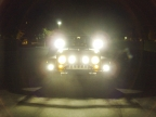 PIAA Front End Lights On