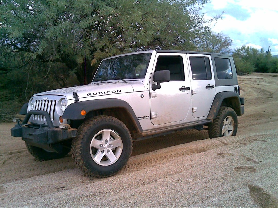 2009 jeep wrangler unlimited rubicon review off road. Black Bedroom Furniture Sets. Home Design Ideas