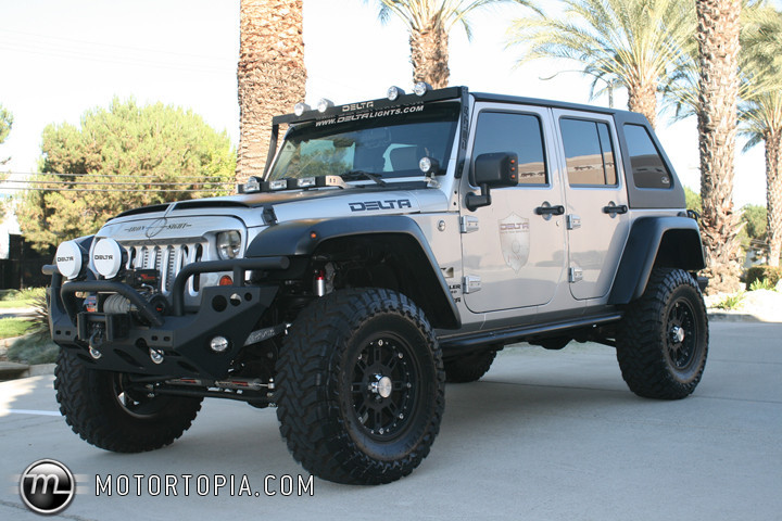 2009 jeep wrangler unlimited history review photos. Black Bedroom Furniture Sets. Home Design Ideas