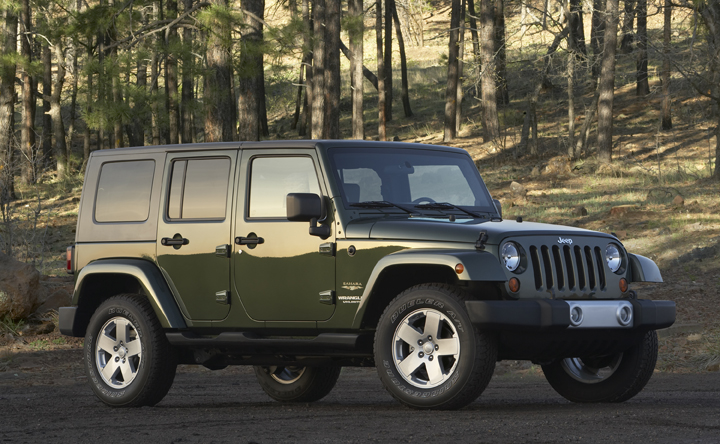 2009 Jeep Wrangler Unlimited History Review Amp Photos