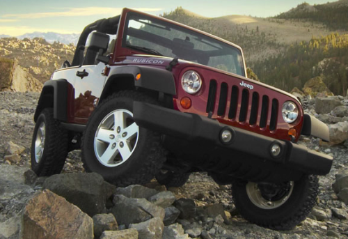 2009 Jeep Wrangler Off Road