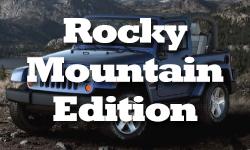 2009 jeep wrangler rocky mountain edition