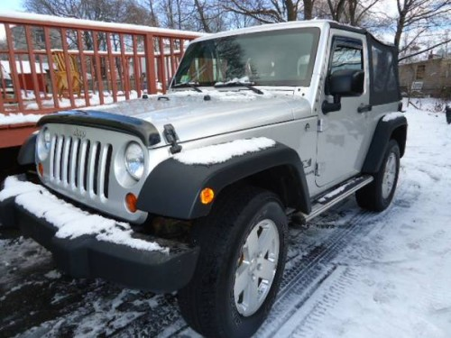 2009 Jeep Wrangler X Unlimited For Sale in Lynn MA