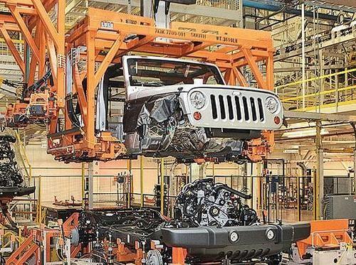 2009 Jeep Wrangler Cutaway