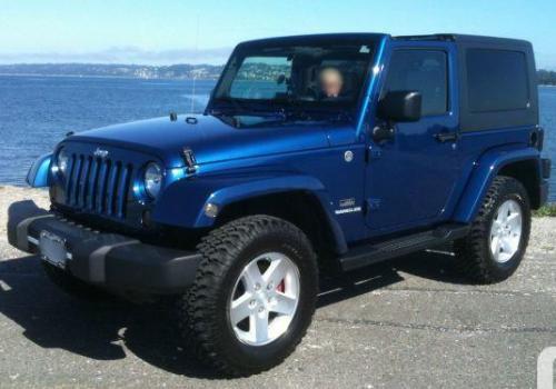 2009 Jeep Wrangler Rocky Mountain Edition Trim: Review ...