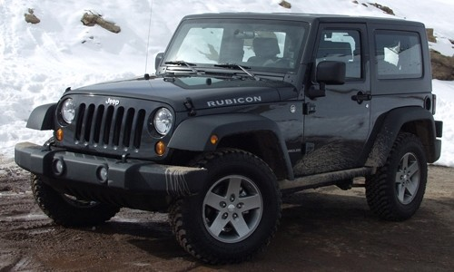 Stock Rubicon