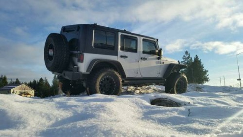 2009 jeep wrangler unlimited for sale in spokane wa. Black Bedroom Furniture Sets. Home Design Ideas