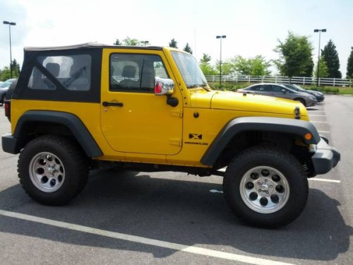 2009 jeep wrangler x for sale in powhatan va. Black Bedroom Furniture Sets. Home Design Ideas