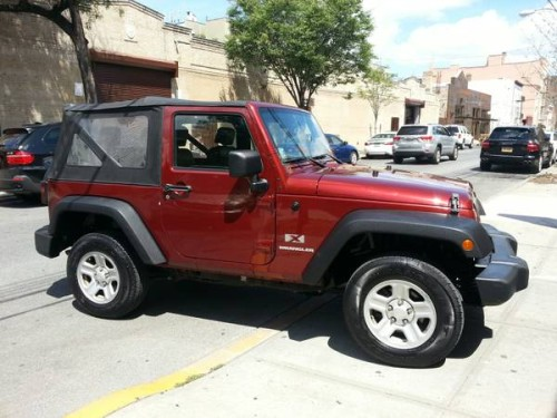 2009 jeep wrangler x for sale in yonkers ny. Black Bedroom Furniture Sets. Home Design Ideas