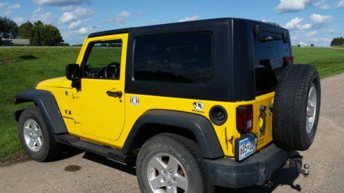 2009 jeep wrangler sahara for sale in southwest mn. Black Bedroom Furniture Sets. Home Design Ideas